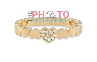 clipping Path - Jewelry retouching
