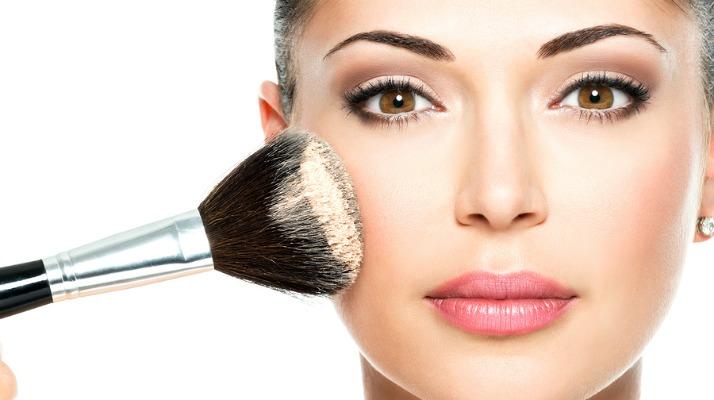 Makeup-retouching