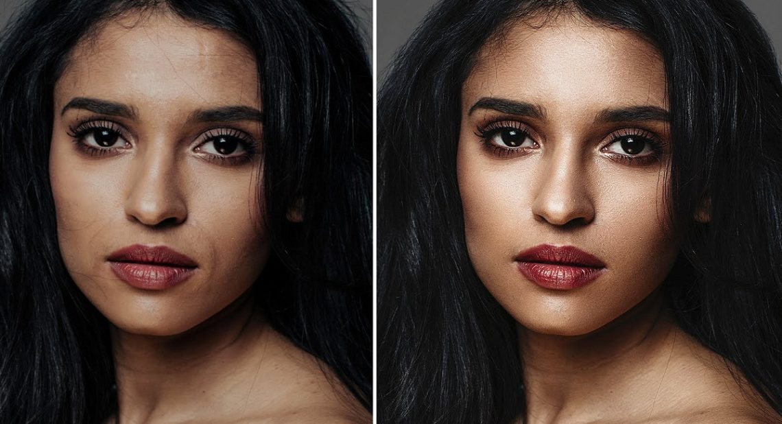 Fashion Retouching
