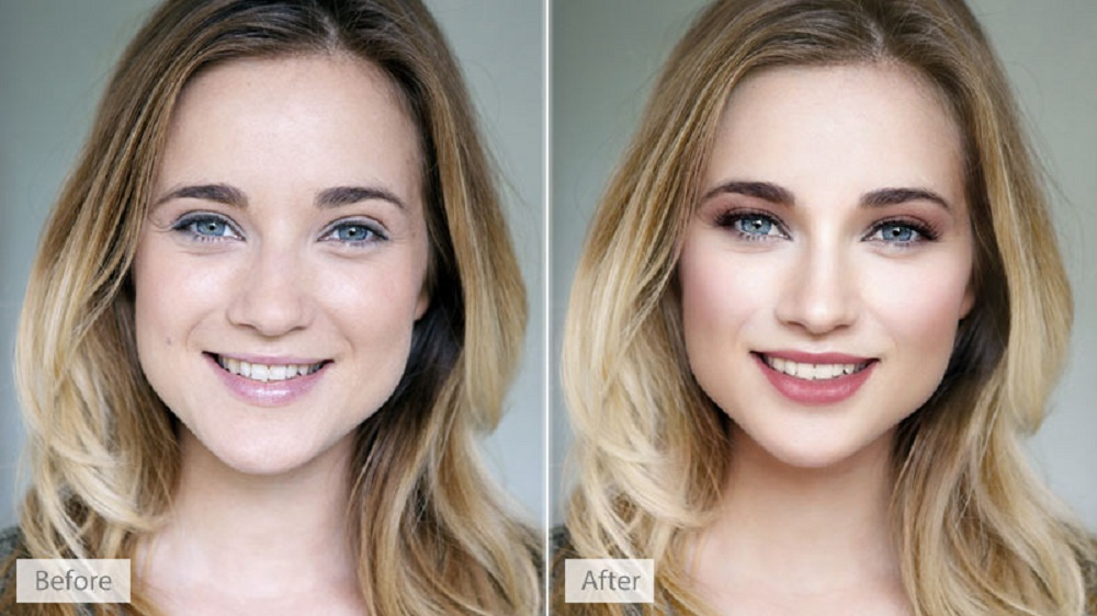 Beauty Image editing