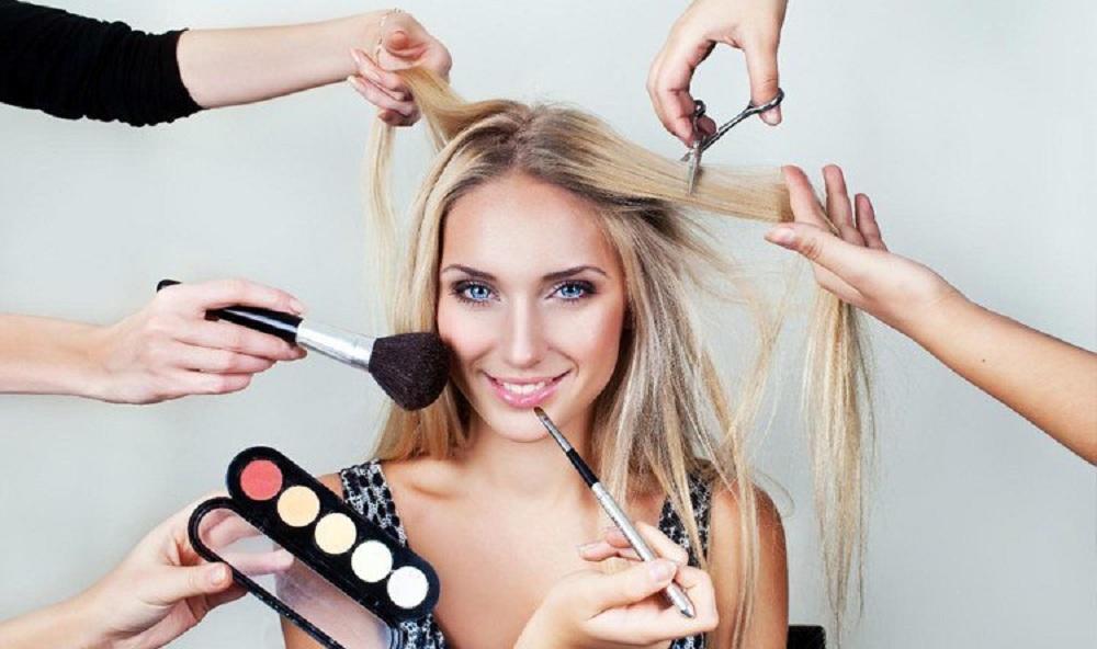 Makeup Retouching